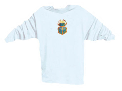 Scarab Long Sleeved TShirt