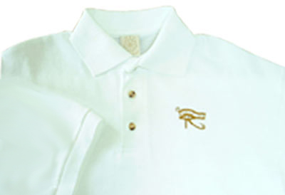 Egyptian Eye Polo Shirt